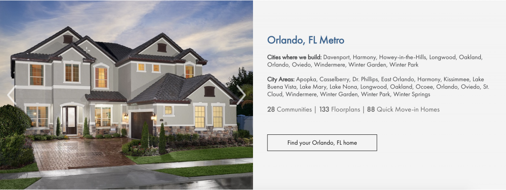 Search Orlando Homes